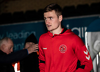 Fleetwood Town's Callum Connolly pictured before the match<br /> <br /> Photographer Andrew Kearns/CameraSport<br /> <br /> The EFL Sky Bet League One - Wycombe Wanderers v Fleetwood Town - Tuesday 11th February 2020 - Adams Park - Wycombe<br /> <br /> World Copyright © 2020 CameraSport. All rights reserved. 43 Linden Ave. Countesthorpe. Leicester. England. LE8 5PG - Tel: +44 (0) 116 277 4147 - admin@camerasport.com - www.camerasport.com