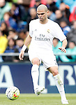 Real Madrid's Pepe during La Liga match. April 16,2016. (ALTERPHOTOS/Acero)