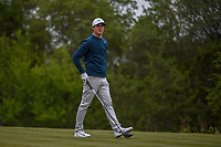 Cody Gribble (USA) watches his tee shot on 15 during Round 2 of the Valero Texas Open, AT&amp;T Oaks Course, TPC San Antonio, San Antonio, Texas, USA. 4/20/2018.<br /> Picture: Golffile | Ken Murray<br /> <br /> <br /> All photo usage must carry mandatory copyright credit (&copy; Golffile | Ken Murray)