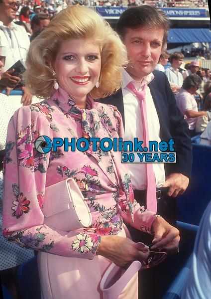 #Donald Trump & #Ivana Trump 1990<br /> Photo By John BarrettPHOTOlink.net