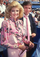 #Donald Trump & #Ivana Trump 1990<br /> Photo By John BarrettPHOTOlink.net