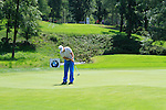 Richie Ramsay (SCO) takes his putt on the 4th green during Day 3 of the BMW Italian Open at Royal Park I Roveri, Turin, Italy, 11th June 2011 (Photo Eoin Clarke/Golffile 2011)