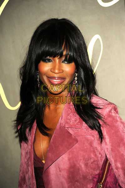 LONDON, ENGLAND - NOVEMBER 3: Naomi Campbell attends the Burberry Festive Film Premiere at Burberry Regent Street on November 3, 2015 in London, England.<br /> CAP/CJ<br /> &copy;CJ/Capital Pictures