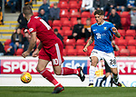 St Johnstone v Aberdeen&hellip;15.09.18&hellip;   McDiarmid Park     SPFL<br />Ross Callachan makes his saints debut<br />Picture by Graeme Hart. <br />Copyright Perthshire Picture Agency<br />Tel: 01738 623350  Mobile: 07990 594431
