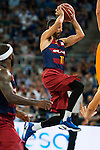 HerFC Barcelona Lassa player Juan Carlos Navarro during the final of Supercopa of Liga Endesa Madrid. September 24, Spain. 2016. (ALTERPHOTOS/BorjaB.Hojas)