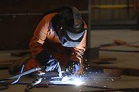 Mandatory Credit: &copy; Si Barber/07739 472 922<br /> Shipbuilding in Lowestoft