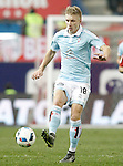 Celta de Vigo's Daniel Wass during Spanish Kings Cup match. January 27,2016. (ALTERPHOTOS/Acero)