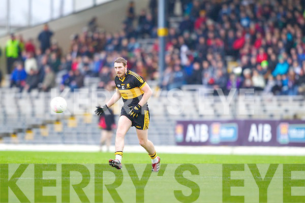 Andrew Kenneally Crokes v UCC in the Senior Munster Club Championship Final 2011 at Fitzgerald Stadium on Sunday.
