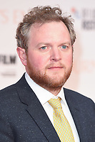 Miles Jupp at the London Film Festival 2017 screening of &quot;Journey's End&quot; at the Odeon Leicester Square, London, UK. <br /> 06 October  2017<br /> Picture: Steve Vas/Featureflash/SilverHub 0208 004 5359 sales@silverhubmedia.com