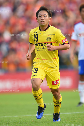 Hiroto Nakagawa (Reysol), NOVEMBER 22, 2015 - Football / Soccer : 2015 J1 League 2nd stage match between Kashiwa Reysol 1-1 Albirex Niigata at Kashiwa Hitachi Stadium, in Chiba, Japan. (Photo by AFLO)