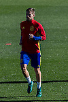 Spainsh Inigo Martinez during the training of the spanish national football team in the city of football of Las Rozas in Madrid, Spain. November 10, 2016. (ALTERPHOTOS/Rodrigo Jimenez)