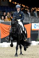 ZUIDBROEK - Paardensport, IICH, Dressuur Grand Prix op muziek,  22-12-2018,  Marc-Peter Spahn met Elias 494