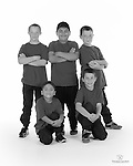 02 - 2016 CDC Dancenter Portraits ( B&W)