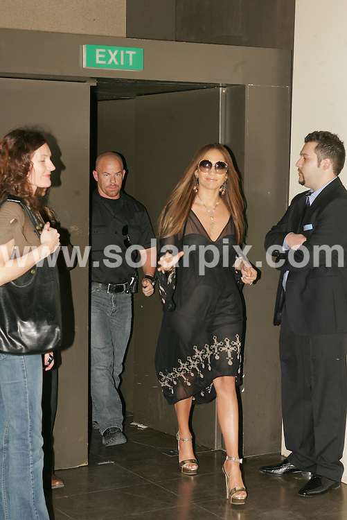 **ALL ROUND PICTURES FROM SOLARPIX.COM**.**WORLDWIDE SYNDICATION RIGHTS** AND NO PUBLICATION IN SPAIN**.Jennifer Lopez at the 'Como ama una mujer' album photocall in Barcelona..This pic: Jennifer Lopez..JOB REF: 4337 MER       DATE: 21_03_2007.**MUST CREDIT SOLARPIX.COM OR DOUBLE FEE WILL BE CHARGED* *UNDER NO CIRCUMSTANCES IS THIS IMAGE TO BE REPRODUCED FOR ANY ONLINE EDITION WITHOUT PRIOR PERMISSION*