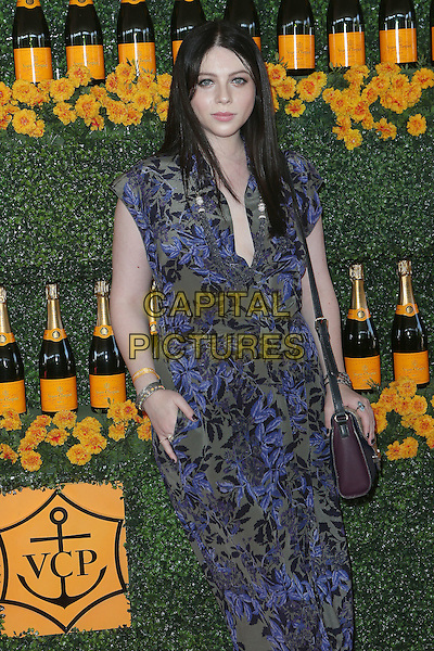 17 October 2015 - Pacific Palisades, California - Michelle Trachtenberg. Sixth-Annual Veuve Clicquot Polo Classic, Los Angeles held at Will Rogers State Historic Park. <br /> CAP/ADM/FS<br /> &copy;FS/ADM/Capital Pictures