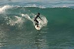 Surfing Laguna Beach
