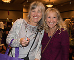 A photograph taken during the 10th Annual Power of the Purse held on Friday night, Nov. 17, 2017 in the Reno Ballroom in downtown Reno.