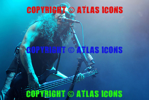 SLAYER: .Photo Credit: Eddie Malluk/Atlas Icons.com