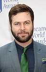 Taran Killam attends the 73rd Annual Theatre World Awards at The Imperial Theatre on June 5, 2017 in New York City.