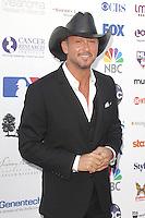LOS ANGELES, CA - SEPTEMBER 07: Tim McGraw at the Stand Up To Cancer benefit at The Shrine Auditorium on September 7, 2012 in Los Angeles, California. Credit: mpi27/MediaPunch Inc. /NortePhoto.com<br /> <br /> **CREDITO*OBLIGATORIO** *No*Venta*A*Terceros*<br /> *No*Sale*So*third*...