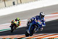 16th November 2019; Circuit Ricardo Tormo, Valencia, Spain; Valencia MotoGP, Qualifying Day; Alex Rins (Suzuki Ecstar)   - Editorial Use