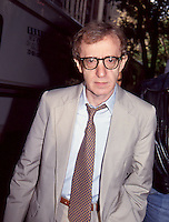 Woody Allen 1992 NYC By Jonathan <br />