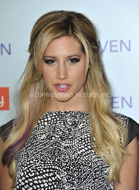 WWW.ACEPIXS.COM....February 5 2013, LA....Ashley Tisdale arriving at the 'Safe Haven' - Los Angeles Premiere at TCL Chinese Theatre on February 5, 2013 in Hollywood, California.....By Line: Peter West/ACE Pictures......ACE Pictures, Inc...tel: 646 769 0430..Email: info@acepixs.com..www.acepixs.com
