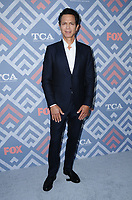 08 August  2017 - West Hollywood, California - Benjamin Bratt.   2017 FOX Summer TCA held at SoHo House in West Hollywood. <br /> CAP/ADM/BT<br /> &copy;BT/ADM/Capital Pictures