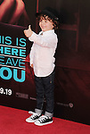 HOLLYWOOD, CA- SEPTEMBER 15: Actor Cade Lappin arrives at the 'This Is Where I Leave You' - Los Angeles Premiere at TCL Chinese Theatre on September 15, 2014 in Hollywood, California.