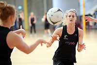 Silver Ferns Training 161018
