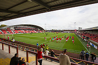 A general view of Highbury Stadium, home of Fleetwood Town<br /> <br /> Photographer Alex Dodd/CameraSport<br /> <br /> The EFL Sky Bet League One - Fleetwood Town v Accrington Stanley - Saturday 15th September 2018  - Highbury Stadium - Fleetwood<br /> <br /> World Copyright &copy; 2018 CameraSport. All rights reserved. 43 Linden Ave. Countesthorpe. Leicester. England. LE8 5PG - Tel: +44 (0) 116 277 4147 - admin@camerasport.com - www.camerasport.com