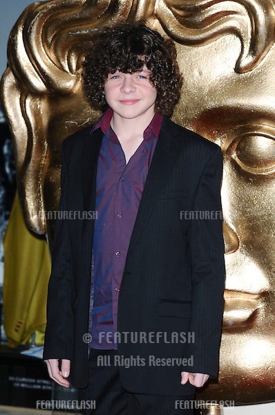 Daniel Roche arriving for the BAFTA Children's Awards 2011 at the Hilton Park Lane, London. 27/11/2011 Picture by: Steve Vas / Featureflash