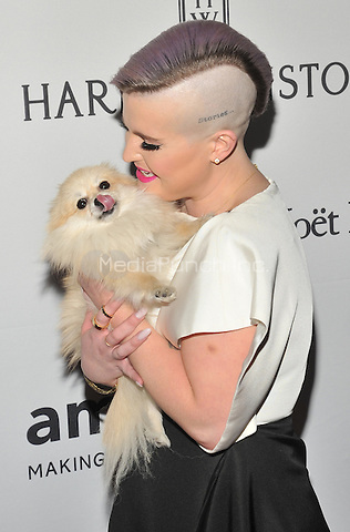 NEW YORK, NY - JUNE 9: Kelly Osbourne attends the 7th Annual amfAR Inspiration Gala at Skylight at Moynihan Station on June 9, 2016 in New York City.. Credit: John Palmer / MediaPunch
