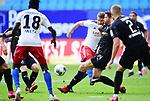 Folu zum Elfmeter v.l. Aaron Hunt (HSV), Tim Kister<br />Hamburg, 28.06.2020, Fussball 2. Bundesliga, Hamburger SV - SV Sandhausen<br />Foto: Tim Groothuis/Witters/Pool//via nordphoto<br /> DFL REGULATIONS PROHIBIT ANY USE OF PHOTOGRAPHS AS IMAGE SEQUENCES AND OR QUASI VIDEO<br />EDITORIAL USE ONLY<br />NATIONAL AND INTERNATIONAL NEWS AGENCIES OUT