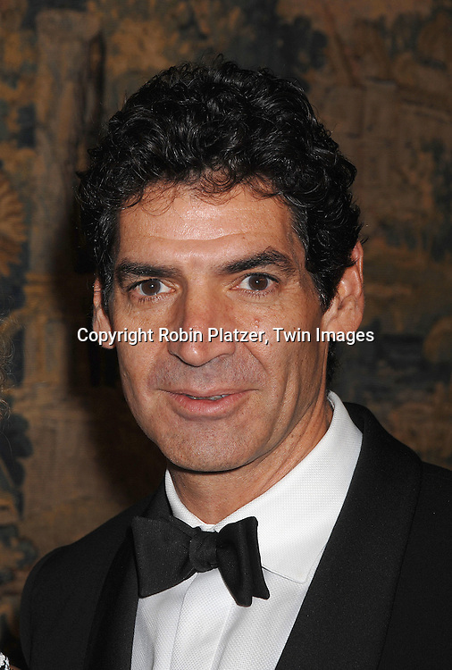 Tom Florio..arriving at The 7th on Sale Black Tie Gala Dinner on ..November 15, 2007 at The 69th Regiment Armory in New York. The Fashion Industry's Battle Against HIV and AIDS..will benefit. CFDA and Vogue were 2 of the sponsors...Robin Platzer, Twin Images