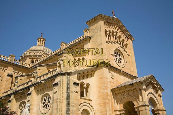 Ta Pinu Basilica, Gharb, Gozo, Malta