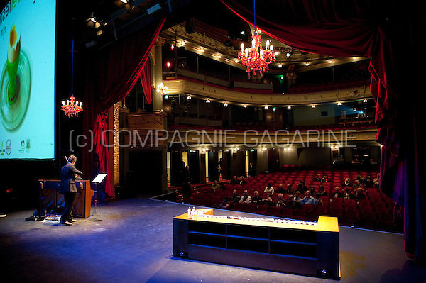 Award ceremony of the national Landjuweel festival in Ghent (Belgium, 02/11/2008)