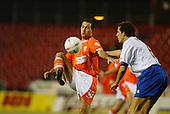 2003-07-25 Blackpool v Rushden & Diamonds