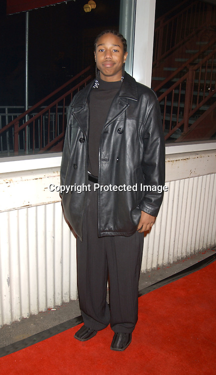 ..MIchael B Jordan..at the ABC Casino Night on October 23, 2003 at the ..Lighthouse at Chelsea Piers. Photo by Robin Platzer, ..Twin Images