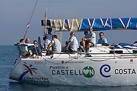 Pasión x Castellón Costa Azahar .II TROFEO DESAFÍO ESPAÑOL - Club Náutico Español de Vela, Port America's Cup, Valencia, España/Spain. 7th to the 9th of November 2008. RN crucero