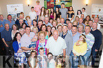 Double fun<br /> ---------------<br /> Married 48yrs, 6 children and 17 grandkids, John&amp;Kathleen Raggett, Manor, Tralee celebrated their 70th birthdays last Saturday night in the Ballyroe Heights hotel, Tralee surrounded by many friends and family.