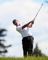 Mark Hutson during the New Zealand Amateur Golf Championship at Russley Golf Course, Christchurch, New Zealand. Saturday 4 November 2017. Photo: Simon Watts/www.bwmedia.co.nz