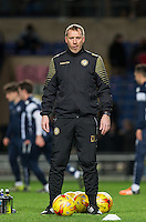 Millwall Assistant Manager David Livermore during the Johnstone's Paint Trophy Southern Final 2nd Leg match between Oxford United and Millwall at the Kassam Stadium, Oxford, England on 2 February 2016. Photo by Andy Rowland / PRiME Media Images.