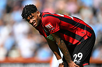 Philip Billing of AFC Bournemouth during AFC Bournemouth vs Manchester City, Premier League Football at the Vitality Stadium on 25th August 2019