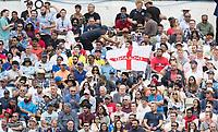 Fans at Edgbaston had a day to savour during Australia vs England, ICC World Cup Semi-Final Cricket at Edgbaston Stadium on 11th July 2019