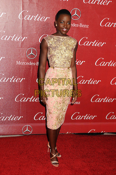 4 Januray 2014 - Palm Springs, California - Lupita Nyong'o. 25th Annual Palm Springs International Film Festival held at the Palm Springs Convention Ceter.  <br /> CAP/ADM/BP<br /> &copy;Byron Purvis/AdMedia/Capital Pictures