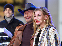 NOV 17 Tim McGraw And Faith Hill On NBC's Today Show