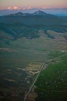 east of Gunnison, Colorado