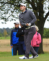 Nicolai Von Dellingshausen (GER) on the 9th tee during Round 4 of the Bridgestone Challenge 2017 at the Luton Hoo Hotel Golf &amp; Spa, Luton, Bedfordshire, England. 10/09/2017<br /> Picture: Golffile | Thos Caffrey<br /> <br /> <br /> All photo usage must carry mandatory copyright credit     (&copy; Golffile | Thos Caffrey)