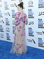08 February 2020 - Santa Monica - Kaitlyn Dever. 2020 Film Independent Spirit Awards - Arrivals held at Santa Monica Pier. Photo Credit: Birdie Thompson/AdMedia